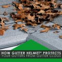 How Gutter Helmet® Protects Your Gutters From Gutter Clogs