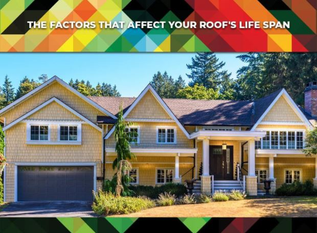 The Factors That Affect Your Roof's Life Span