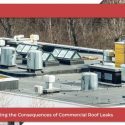 Addressing the Consequences of Commercial Roof Leaks
